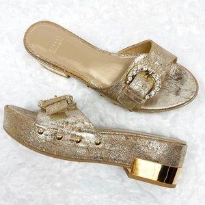 Stuart Weitzman Platform Sandal